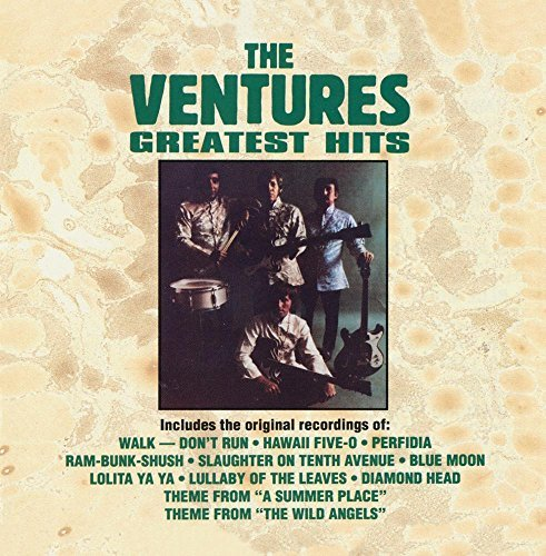 Ventures Greatest Hits CD R