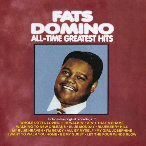 Fats Domino All Time Greatest Hits CD R