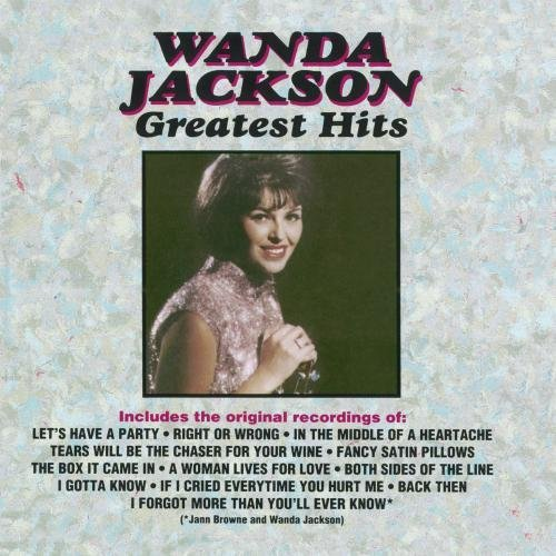 Wanda Jackson Greatest Hits CD R
