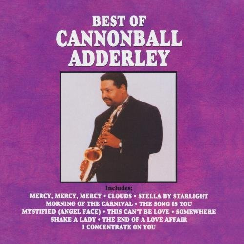 Cannonball Adderley Best Of Cannonball Adderley CD R