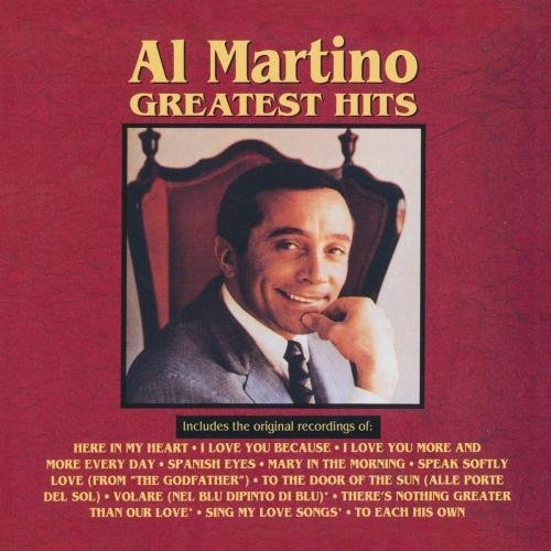 Al Martino Greatest Hits CD R