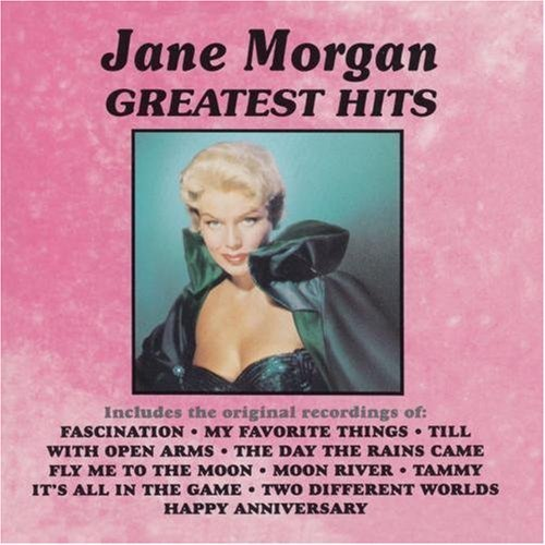 Jane Morgan Greatest Hits CD R
