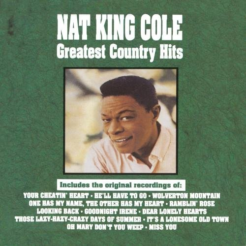 Nat King Cole Greatest Country Hits CD R
