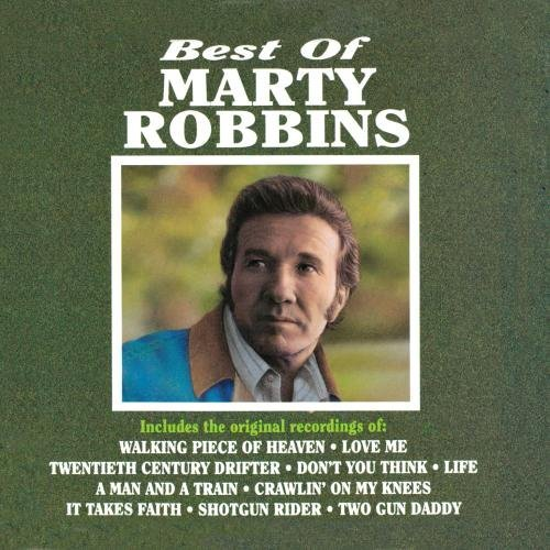 Marty Robbins Best Of Marty Robbins CD R