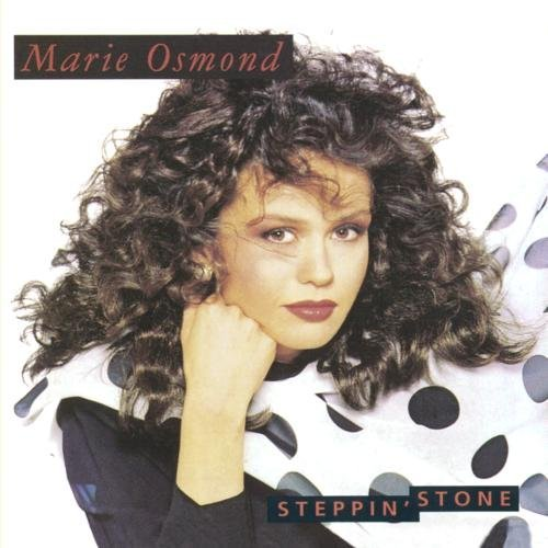 Marie Osmond Stepping Stone CD R