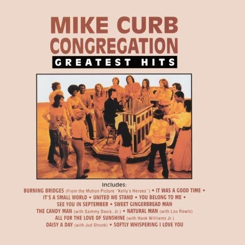 Mike Congregation Curb Greatest Hits CD R