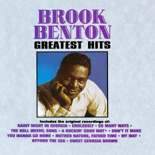 Brook Benton Greatest Hits CD R