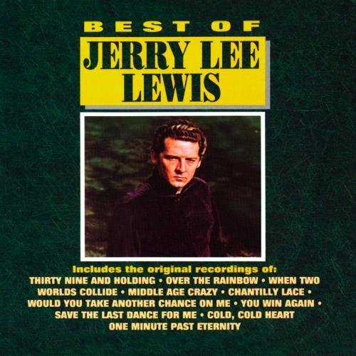 Jerry Lee Lewis Best Of Jerry Lee Lewis CD R