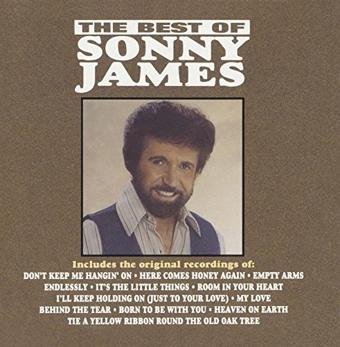 Sonny James Best Of Sonny James CD R