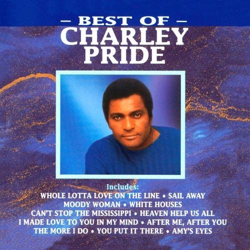 Charley Pride Best Of Charley Pride CD R