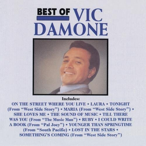 Vic Damone Best Of Vic Damone CD R