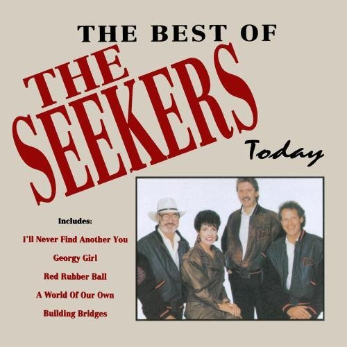 Seekers Best Of Today CD R
