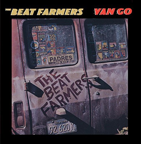 Beat Farmers Van Go CD R