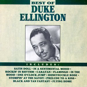 Duke Ellington Best Of Duke Ellington CD R
