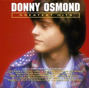 Donny Osmond Greatest Hits