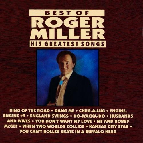 Roger Miller Best Of His Greatest Songs CD R