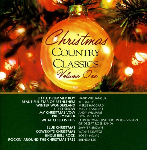 Christmas Country Classics Vol. 1 Christmas Country Class CD R Christmas Country Classics