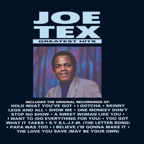 Joe Tex Greatest Hits CD R