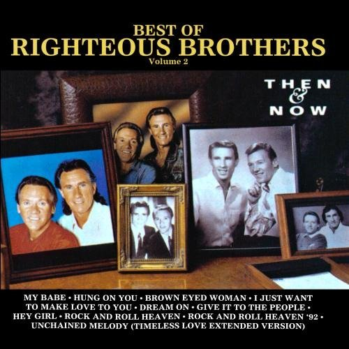 Righteous Brothers Vol. 2 Best Of Righteous Broth CD R