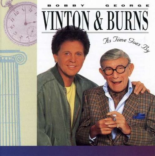 Vinton Burns As Time Goes By CD R