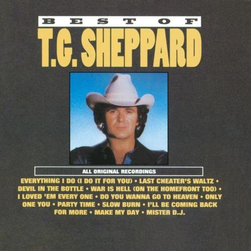 T.G. Sheppard Best Of T.G. Sheppard CD R