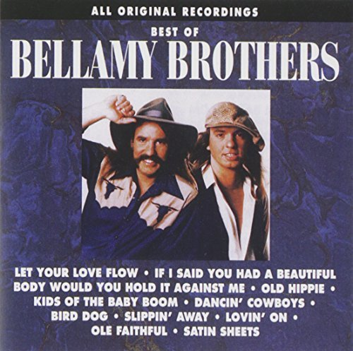 Bellamy Brothers Best Of Bellamy Brothers CD R