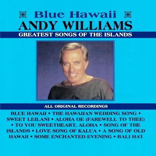 Andy Williams Greatest Songs Of The Island CD R