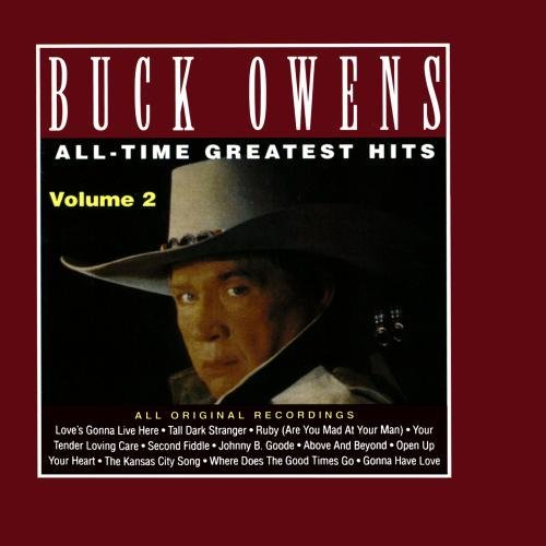 Buck Owens Vol. 2 All Time Greatest Hits CD R
