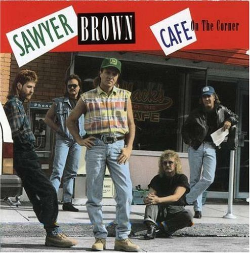 Sawyer Brown Cafe On The Corner CD R