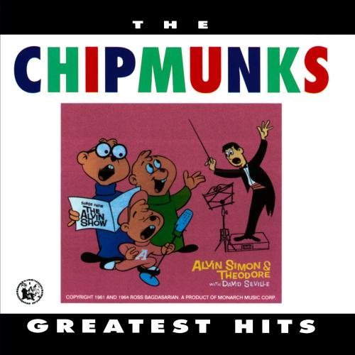 Chipmunks Greatest Hits CD R