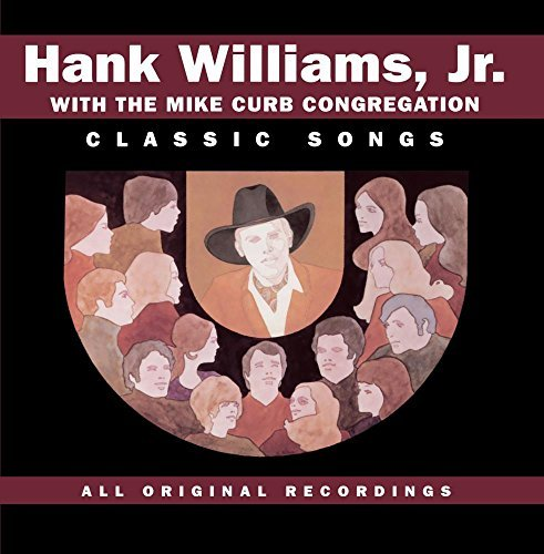 Hank Jr. Williams Classic Songs CD R