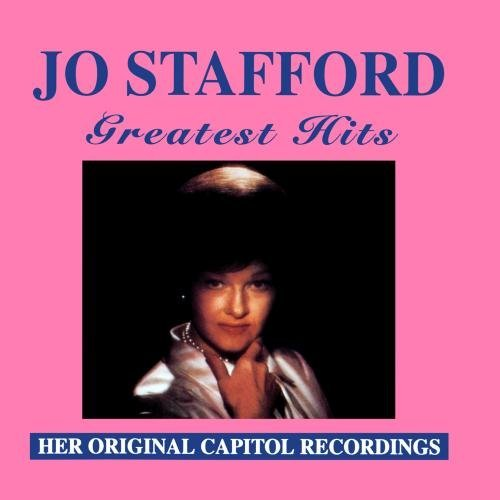 Jo Stafford Greatest Hits CD R