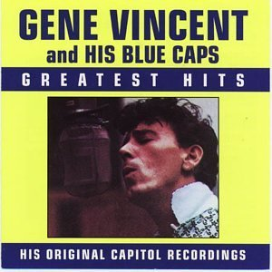 Gene Vincent Greatest Hits CD R