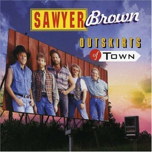 Sawyer Brown Outskirts Of Town CD R