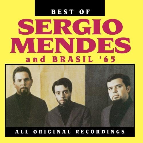 Sergio Mendes Best Of Sergio Mendes CD R