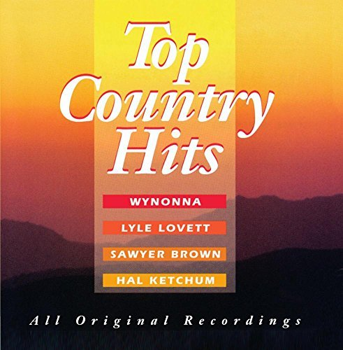 Top Country Hits Top Country Hits CD R Ketchum Mcgraw Haggard Stevens