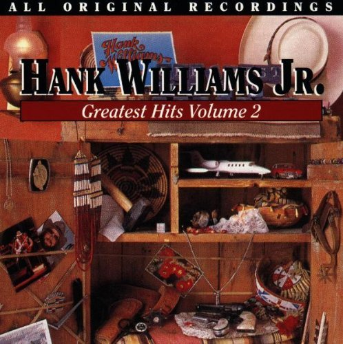 Hank Jr. Williams Vol. 2 Greatest Hits