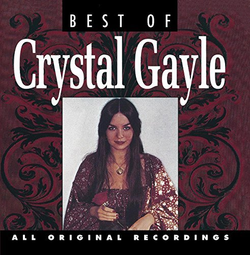 Crystal Gayle Best Of Crystal Gayle CD R