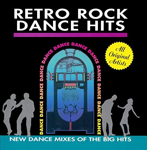Retro Rock Dance Hits Retro Rock Dance Hits CD R Four Seasons Association John