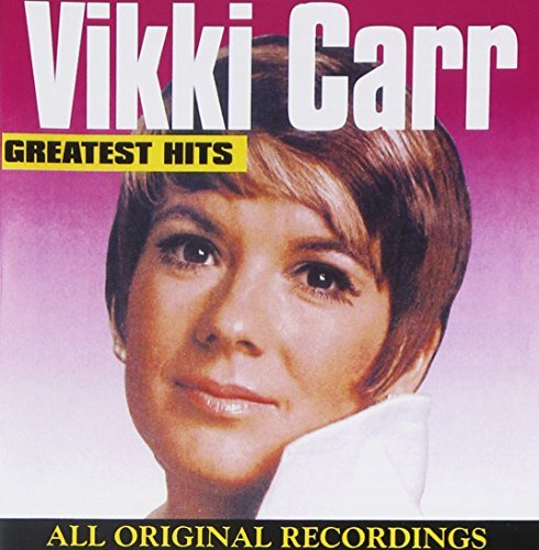 Vikki Carr Greatest Hits CD R