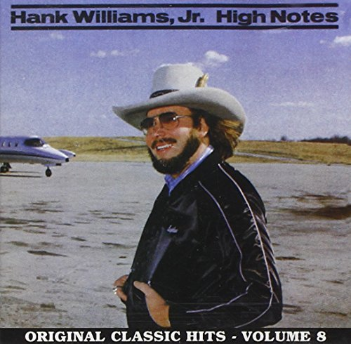 Hank Jr. Williams Vol. 8 High Notes CD R