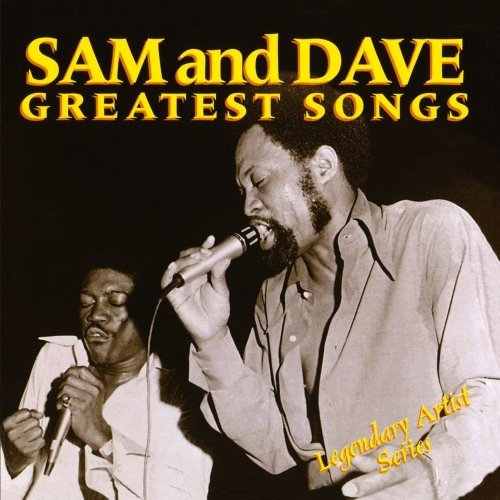Sam & Dave Greatest Songs CD R