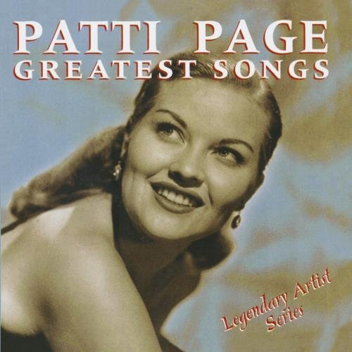 Patti Page Greatest Songs CD R