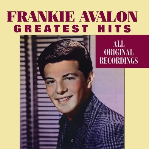 Frankie Avalon Greatest Hits CD R