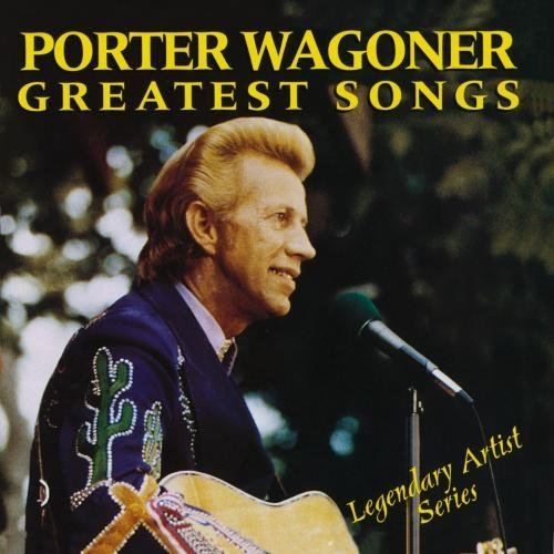 Porter Wagoner Greatest Songs CD R