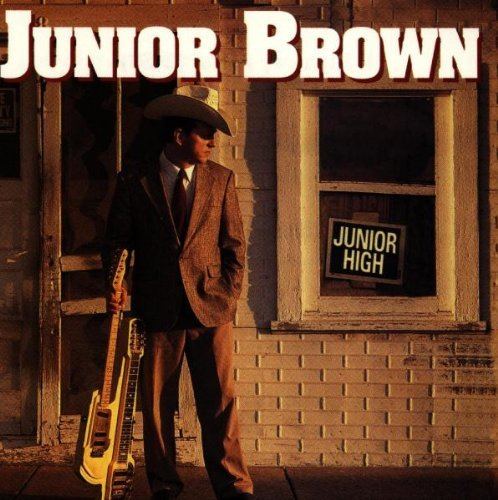 Junior Brown Junior High CD R