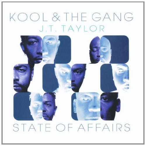 Kool & The Gang State Of Affairs CD R