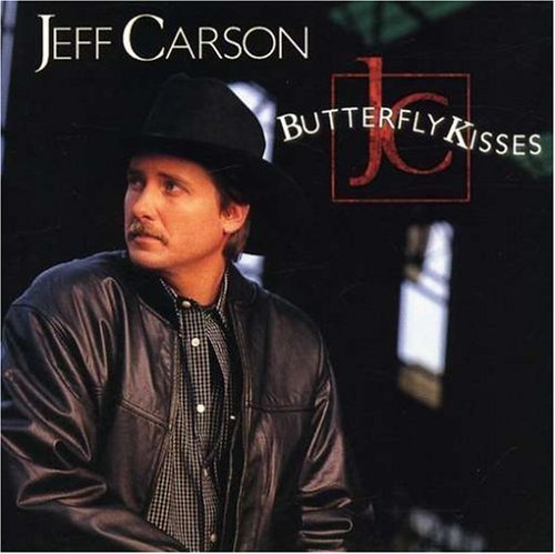 Jeff Carson Butterfly Kisses CD R