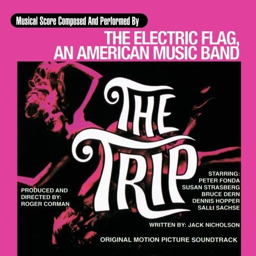 Trip Soundtrack CD R
