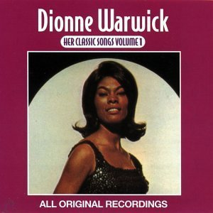Dionne Warwick Vol. 1 Her Classic Songs CD R Vol. 1 Her Classic Songs